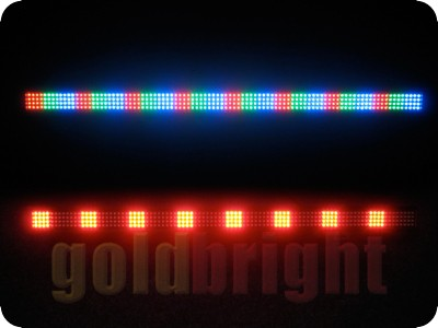 GM049 288 LED Multi Color Bar (75 CM)
