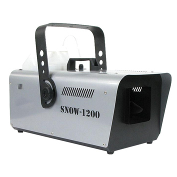 GL004 1200W Snowflake Machine